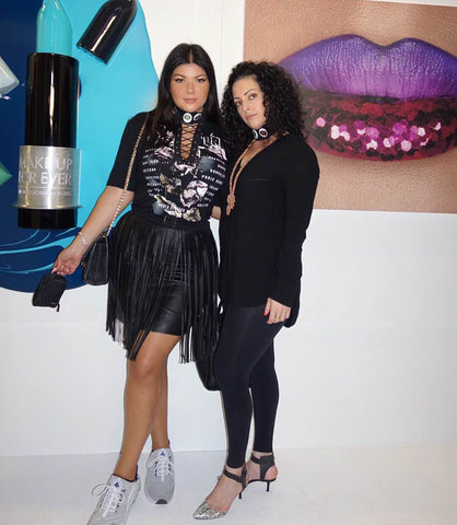 "Natasha Zaki and Lisa MAKE UP FOR EVER Launches ""ARTIST SHOW"" Campaign"