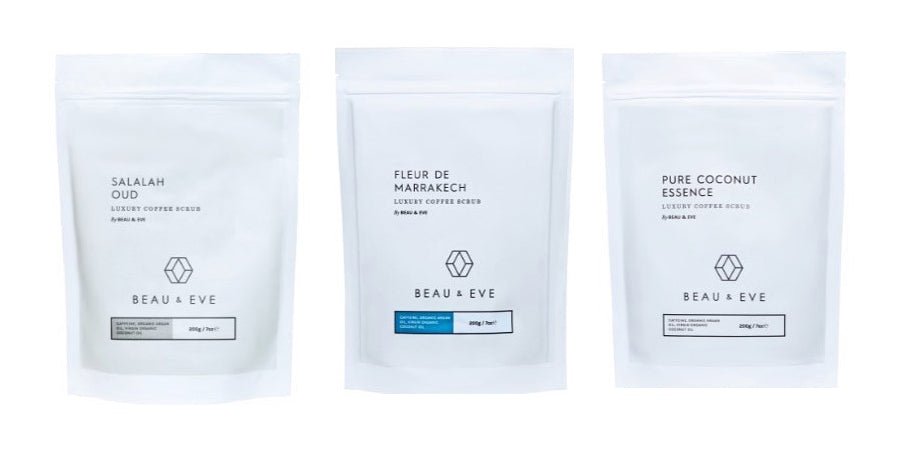 This unisex brand is fairly new to shelves, but we're already head-over-heels for its unique range of natural scented products. Using fragrances like Arabian oud and Tunisian neroli, Beau & Eve's coffee scrubs are designed to exfoliate while their argan and coconut oil base will leave your skin supermodel sheeny. Plus, everything is cruelty-free, vegan, without toxins and parabens  and all made in Beau & Eve's Dubai lab.