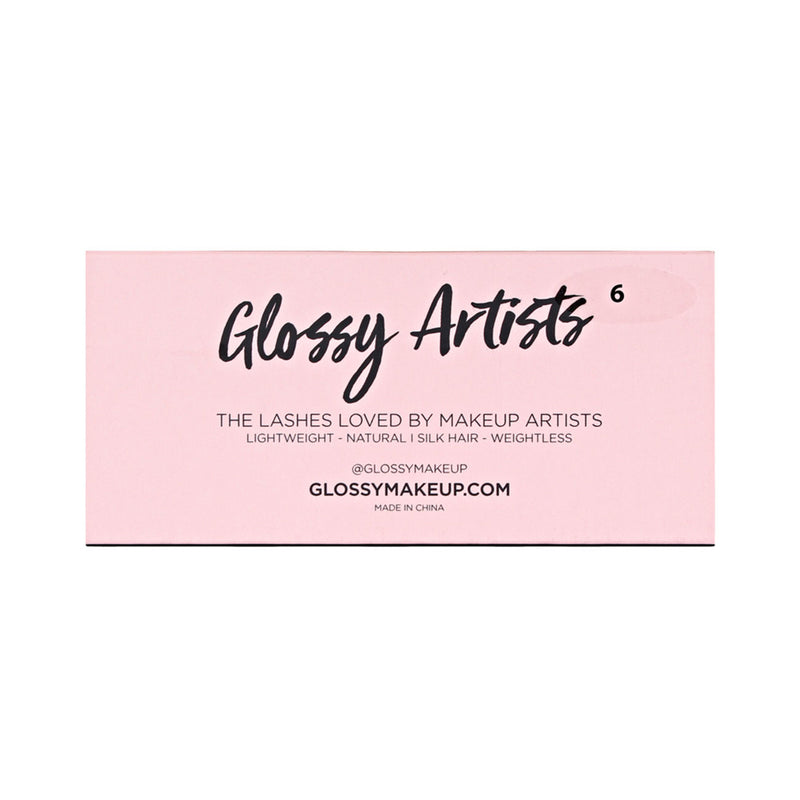 GLOSSY ARTISTS LASHES STYLE 6