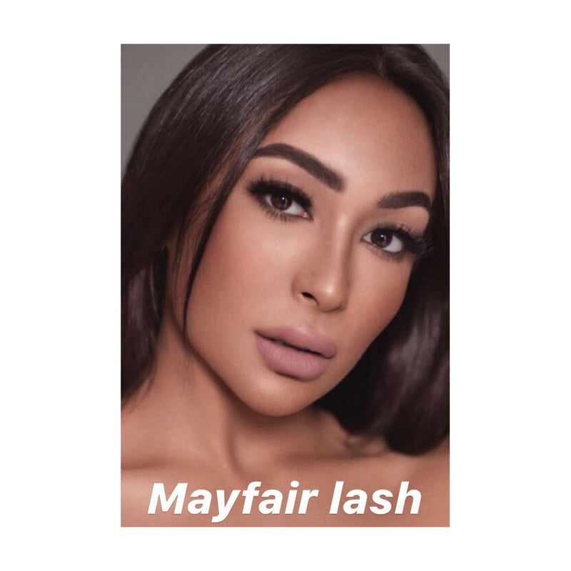 LASHES IN MAYFAIR