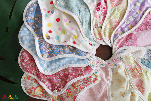 EXCLUSIVE: Take A Look At What 3-4 Years Used Cloth Pads Are Like
