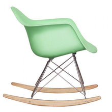 Load image into Gallery viewer, CHAIRS - Eames Style Rocking Chairs Mint