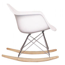 Load image into Gallery viewer, CHAIRS - Eames Style Rocking Chairs White