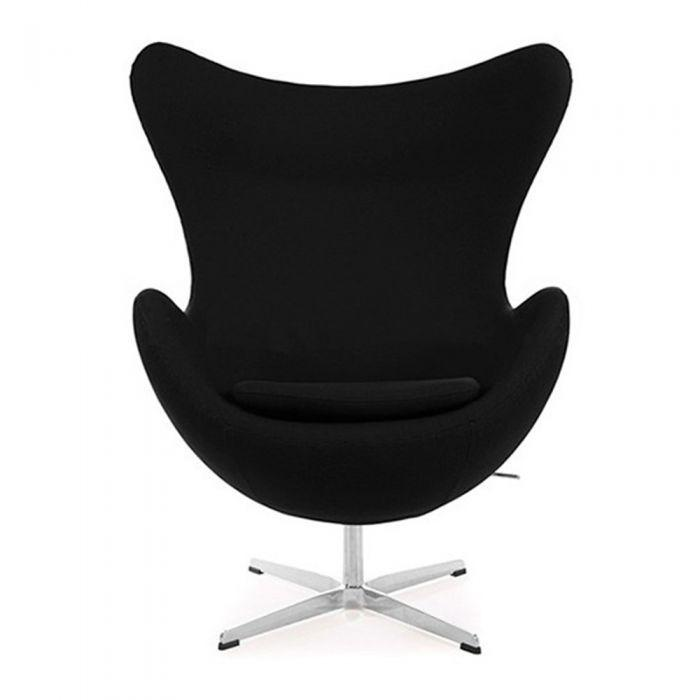 CHAIRS - Egg Chair Black