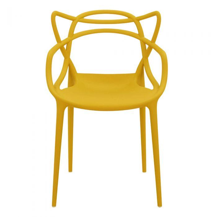 CHAIRS - Masters Style Chairs Yellow