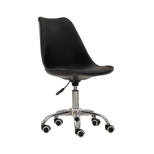 CHAIRS - Office Swivel Chair Black