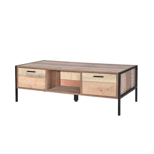 Liquor Coffee Table With Drawers