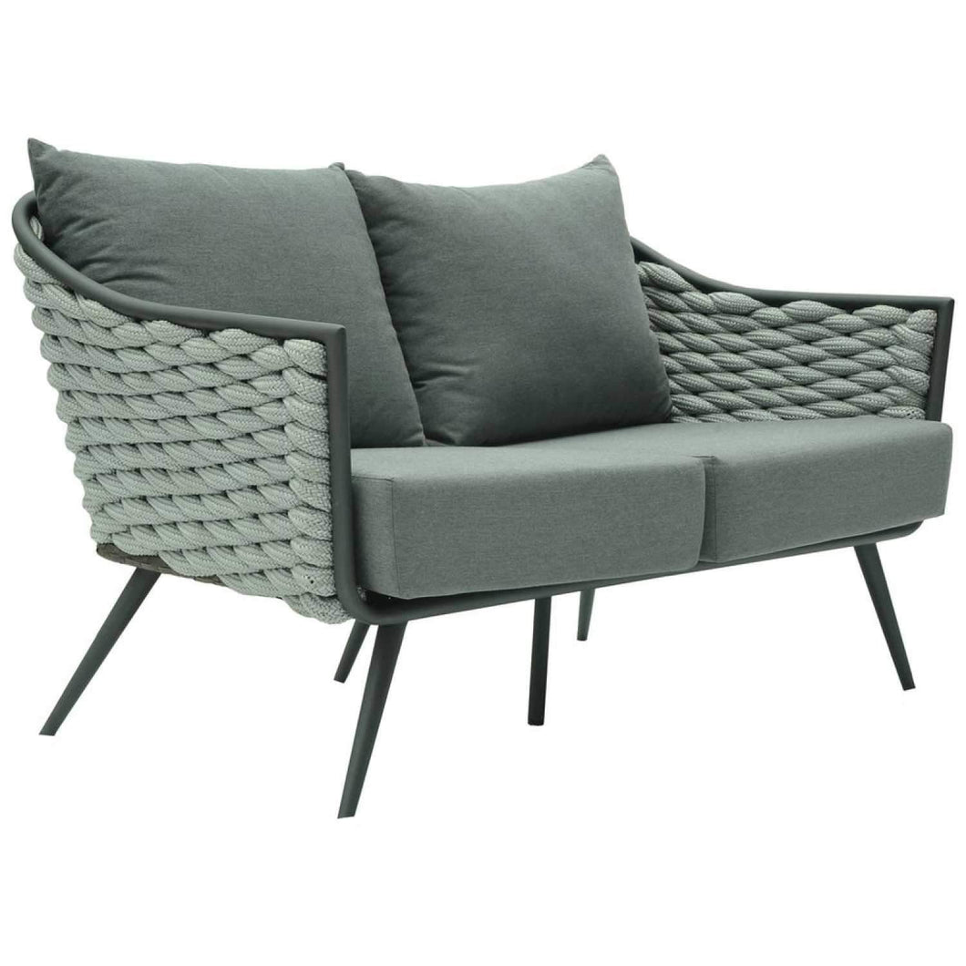 OUTDOOR - Salcombe Outdoor Loveseat
