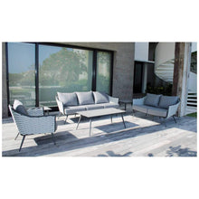 Load image into Gallery viewer, OUTDOOR - Salcombe Outdoor Loveseat