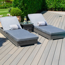 Load image into Gallery viewer, OUTDOOR - St Ives Sunlounger Set
