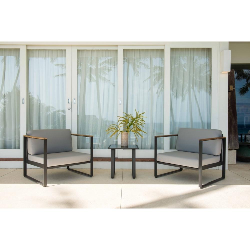 OUTDOOR - Thisted Outdoor Arm Chair