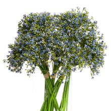 Load image into Gallery viewer, PLANTS - Blue Wildflower Bouquet (x5 Bunches)