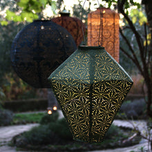 Load image into Gallery viewer, Solar Lantern Diamond