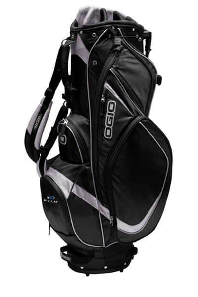 OGIO - Vision Stand Golfbag (Black/Silver)
