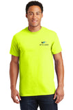 Safety: Short Sleeve T-Shirt (#2000)