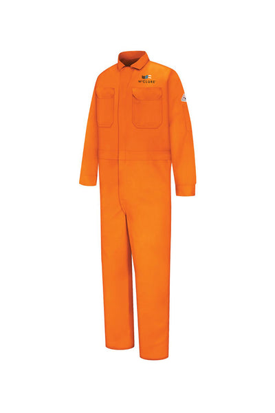 Bulwark - Flame Resistant Coveralls TALL #CED2L (Orange)