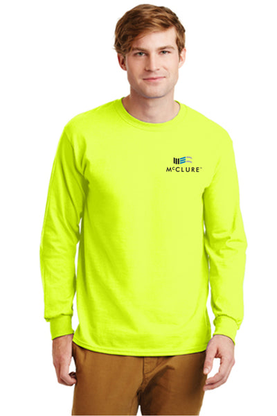 Safety: Long Sleeve T-Shirt (#G2400)