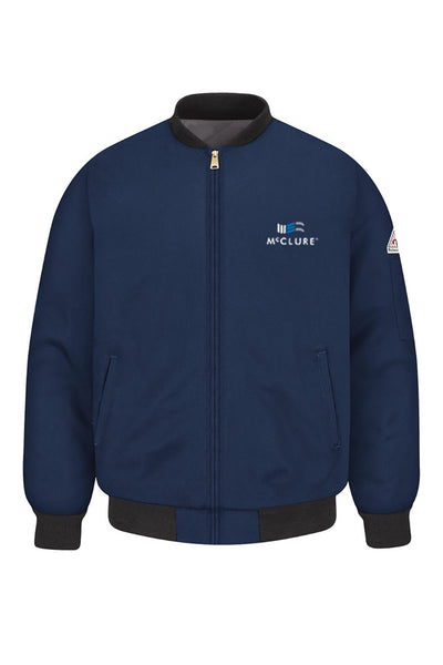 Bulwark - Flame Resistant Team Jacket #JET2 (Navy)