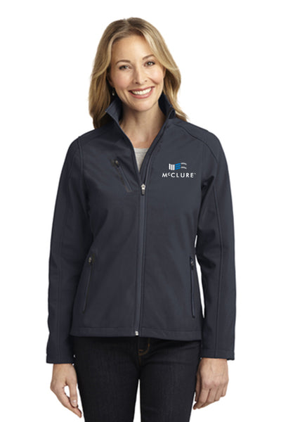 Port Authority Ladies Welded Shell Jacket #L324