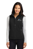Port Authority Womens Soft Shell Vest #L325