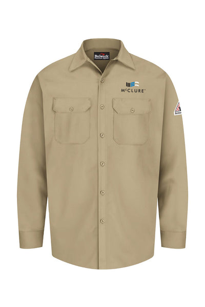 Bulwark - Flame Resistant Excel Work Shirt LONG #SEW2L