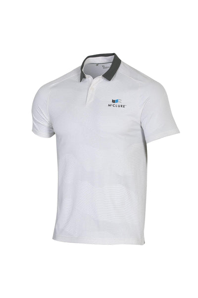Under Armour Iso-Chill Print Polo (#UM0830)