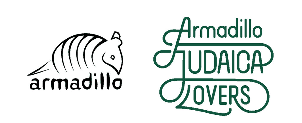 Why we named our studio Armadillo? and how it works with Judaica? (plus a candy at the end)