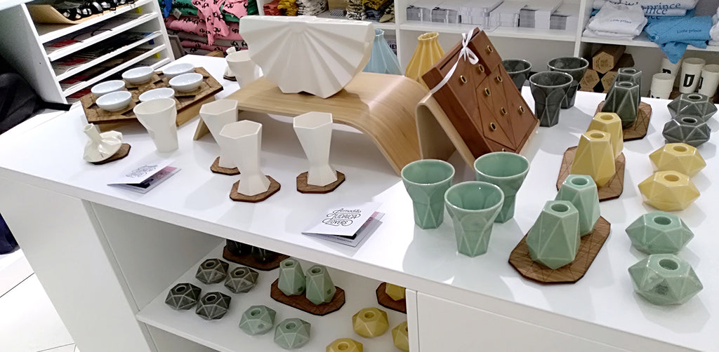 Israeli design at Vienna Jewish Museum Shop