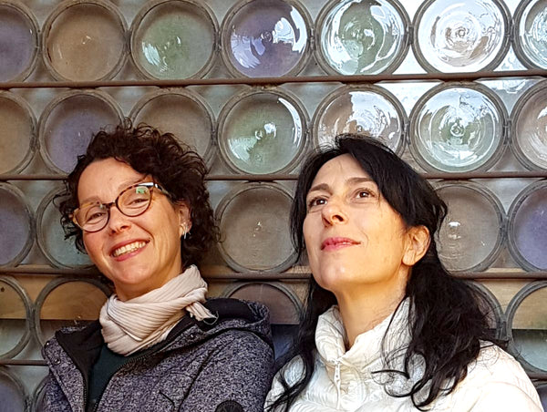 Hadas Kruk and Anat Stein - Studio Armadillo