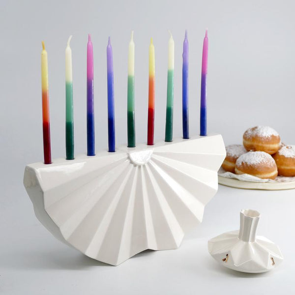 Modern Menorah - for Hanukkah 2019