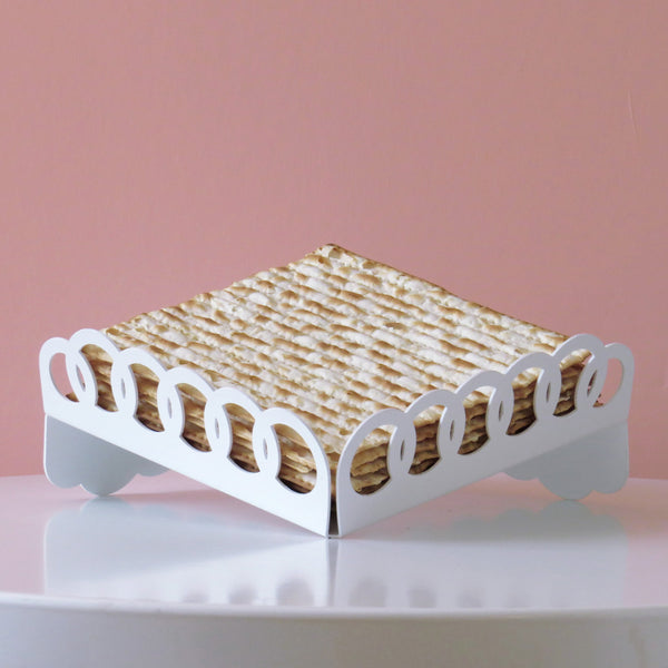 Passove gift - Unique Matzah tray