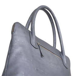 Laptop Tote - Polar Grey
