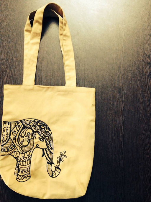 Customised canvas/ tote bags