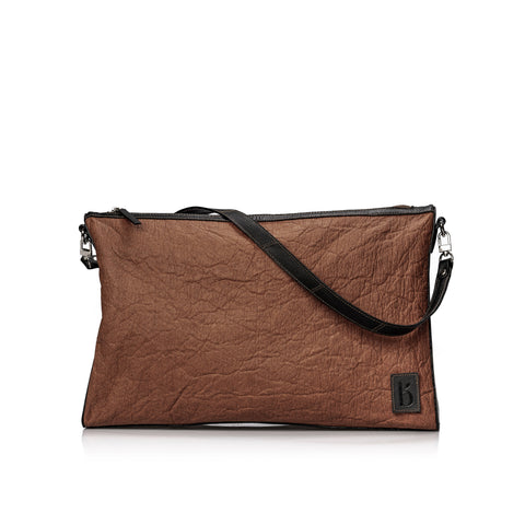 Ananta Piñatex® Hobo - Canella Brown