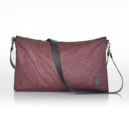 Ananta Piñatex® Hobo - Mulberry