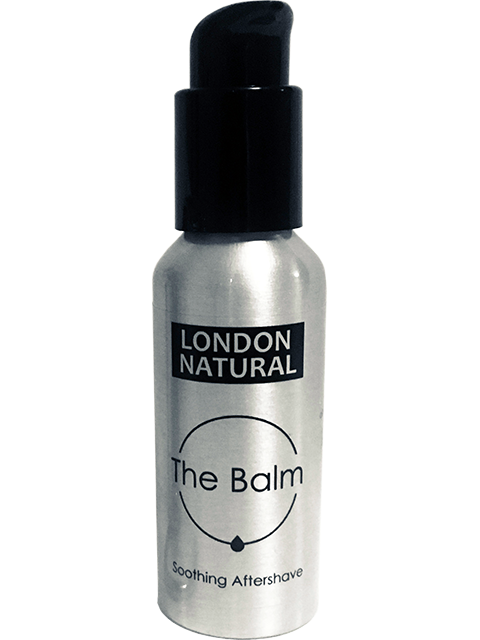 London Natural Post Shaving Balm