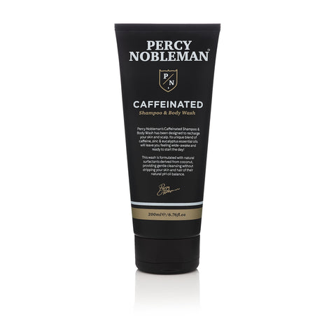 Percy Nobleman Shampoo & Body Wash 200ml