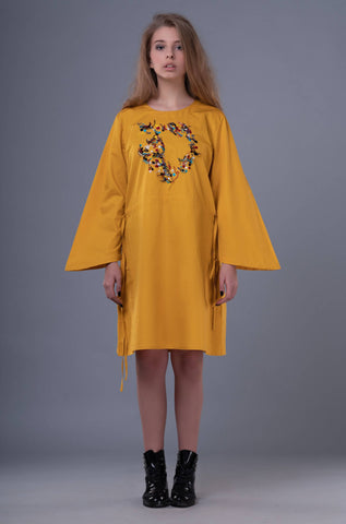 Anagenesis - Strand Dress Yellow