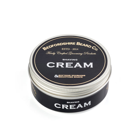Bedfordshire Beard Co Shaving Cream 125ml
