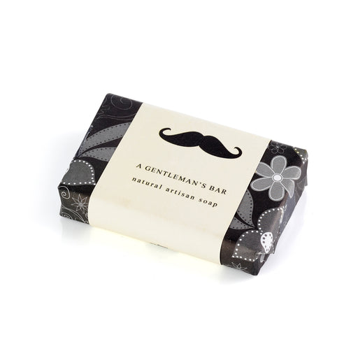 A Gentleman's Soap Bar