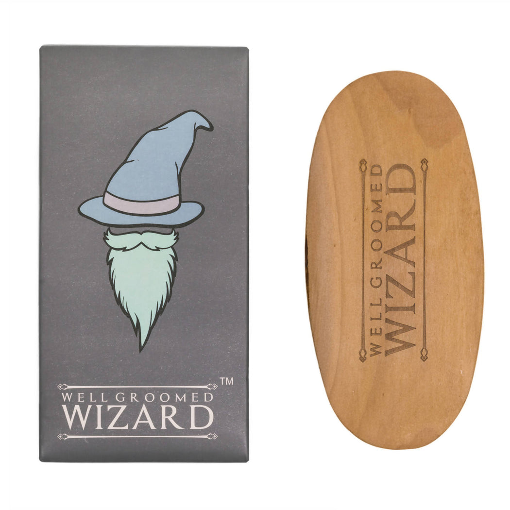 Well Groomed Wizard Beard Brush