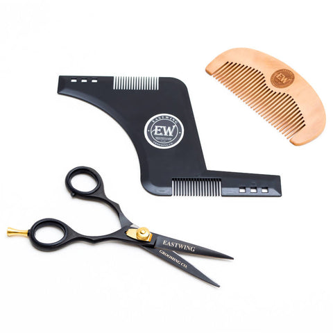 EastWing Grooming Co Style and Trim Gift Set