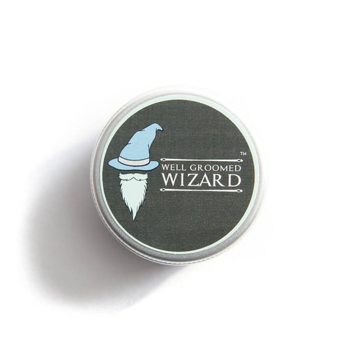 Well Groomed Wizard Beeswax & Lemon Moustache Wax 15ml