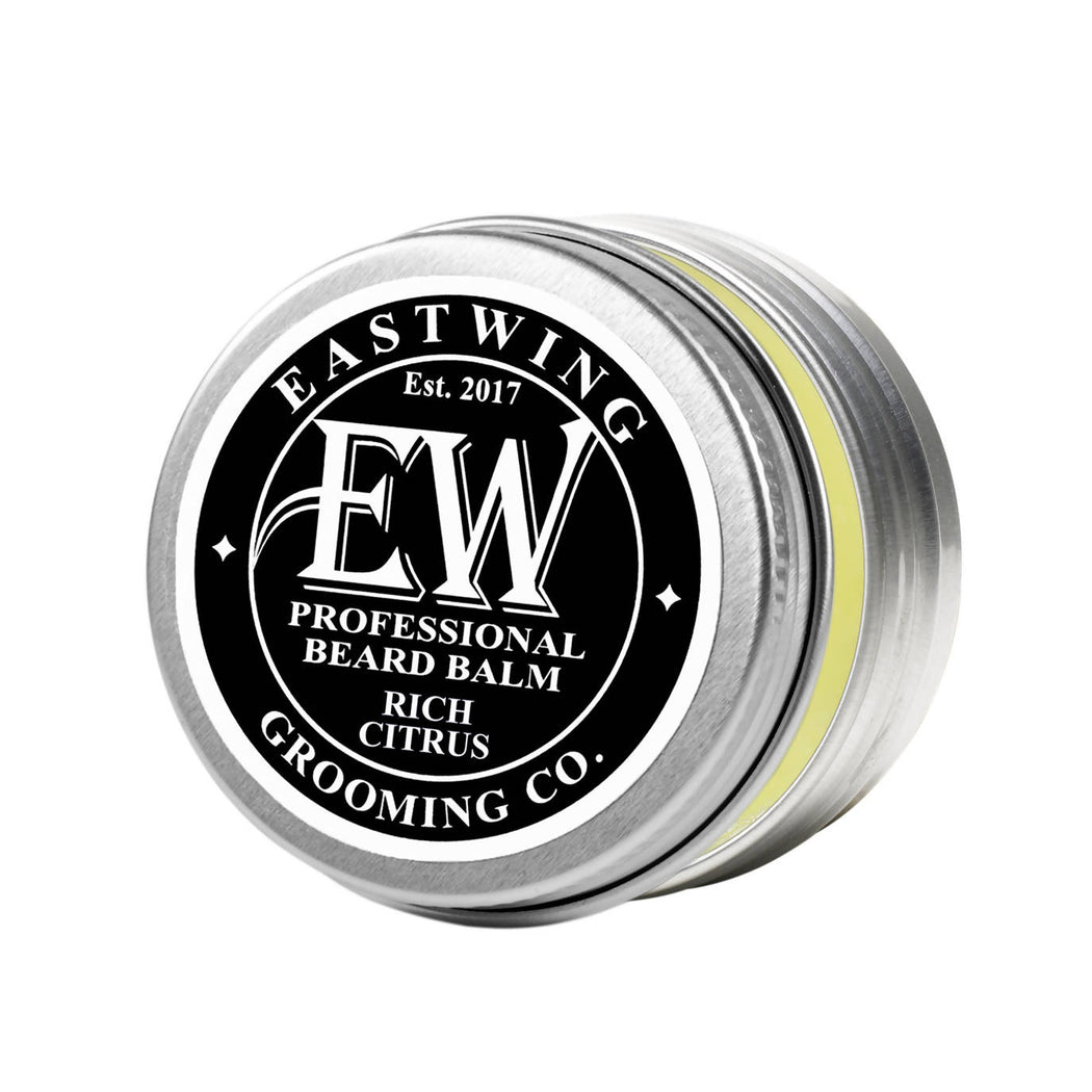 EastWing Grooming Co Rich Citrus Beard Balm 30ml