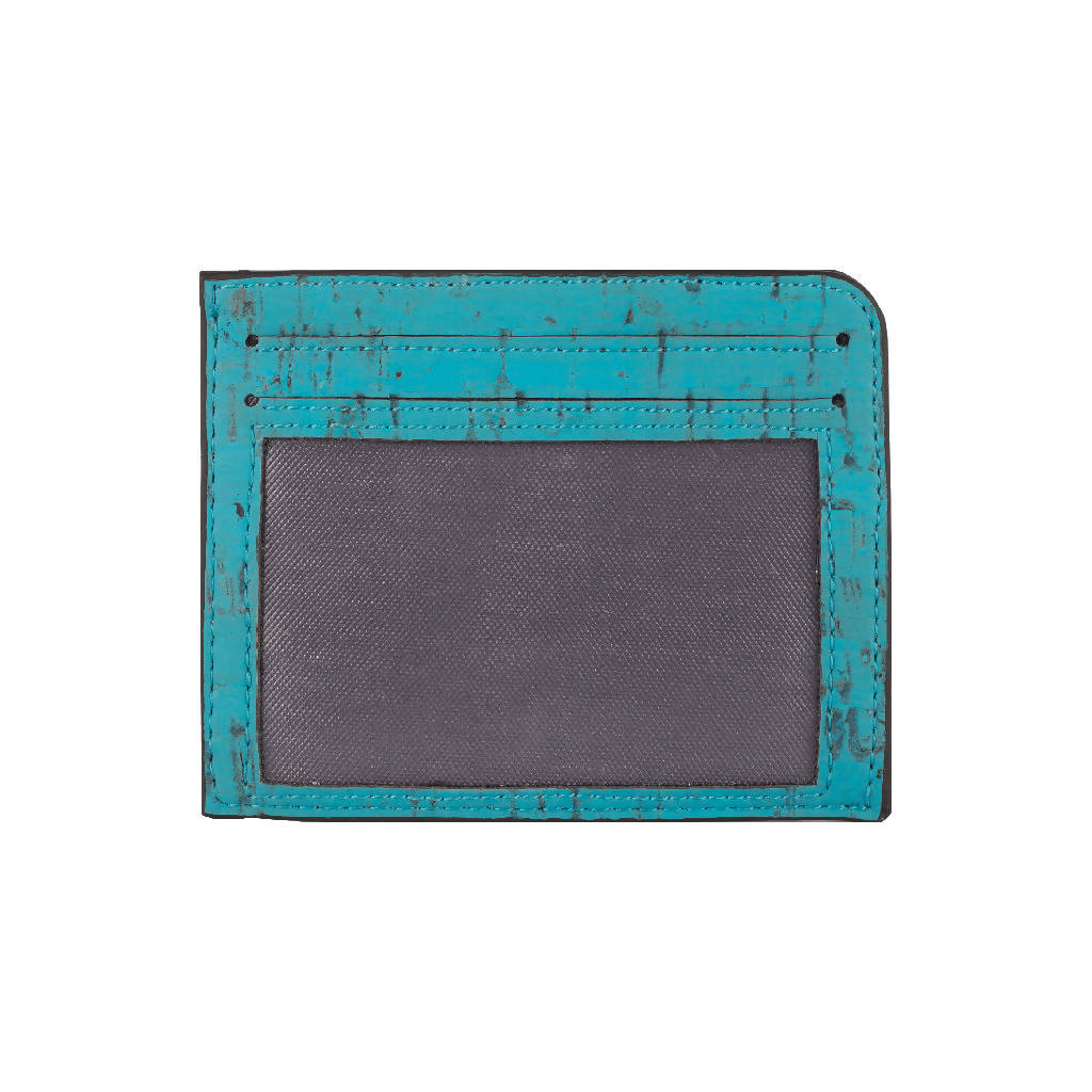 Blue Rio Card Case