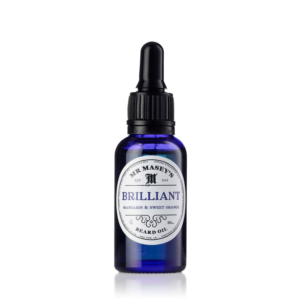 Mr. Masey's Brilliant Beard Oil