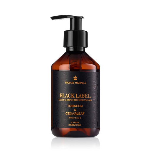 Thomas Michaels Black Label Luxury Shampoo 250ml