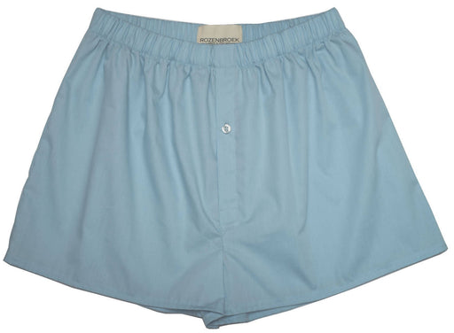 City Blue Organic Cotton Boxer Shorts