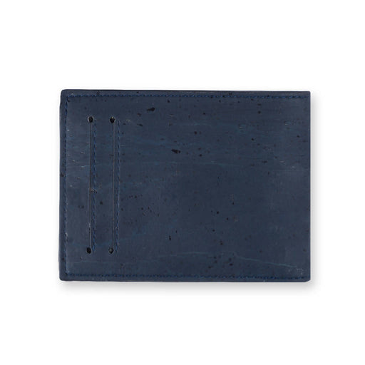 Arture BLUE CLOVE SLIM COIN WALLET