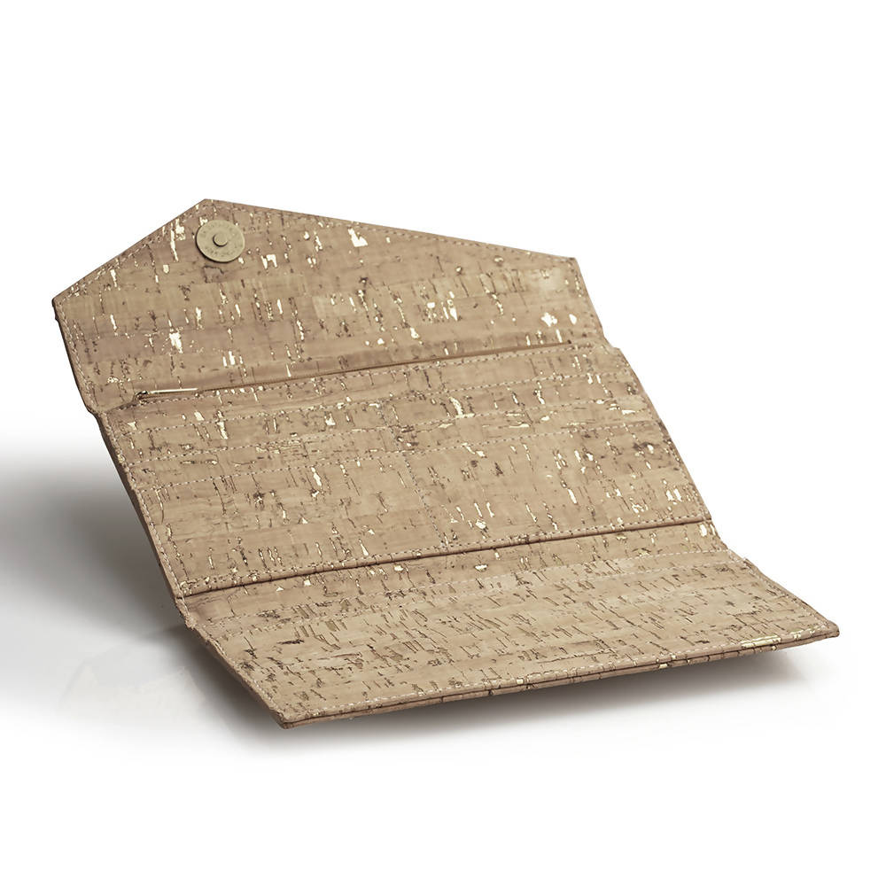 Asa Wallet - Natural Cork